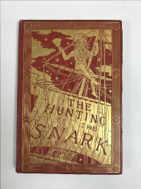 Lewis Carroll (Charles Lutwidge Dodgson), The Hunting of the Snark an Agony in Eight Fits, with Nine Illustrations by Henry Holiday, 1st Edition Macmillan & Co 1876, a presentation copy, signed by the author and dated March 29th 1876.