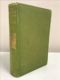 Ernest A. Baker, The Highlands with Rope and Rucksack, illustrated from photographs, 1st Edition H.F. & G. Witherby 1923, in green gilt-cloth binding.