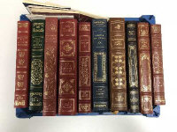 Ten Franklin library volumes - Anthony Trollope etc. (10)
