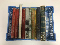 Ten Folio Society volumes - The private lives of the Tudor monarchs etc. (10)