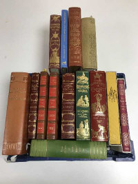 Fourteen Folio and other volumes - Comic History of England etc. (10)