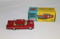 A Corgi Toys die cast vehicle - Chevrolet Fire Chief, 439, boxed.