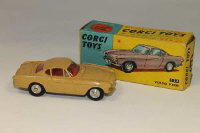 A Corgi Toys die cast vehicle -  Volvo P.1800, 228, boxed.
