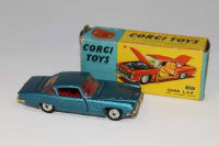 A Corgi Toys die cast vehicle - Ghia L.6.4, with Chrysler engine, 241, boxed.