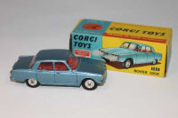 A Corgi Toys die cast vehicle - Rover 2000, 252, boxed.