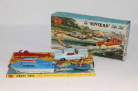 A Corgi Toys die cast vehicle -  The 'Riviera' gift set, 31, boxed.