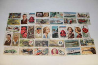 A collection of cigarette cards to include examples by John Player, W.D. & H.O.Wills etc. (Q)