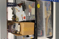 A large quantity of model railway accessories, track, building and modelling materials etc. (Q)