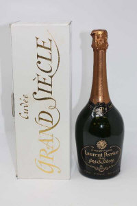 Laurent Perrier Cuvee Grand Siecle, 75cl, in presentation box.