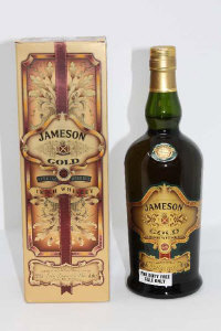 Jameson  - Gold Special Reserve, 750ml, in presentation box.