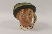 A Royal Doulton character jug depicting Jarge, height 16.5 cm.