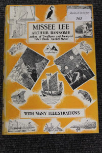 Arthur Ransome : Missee Lee, with many illustrations, together with twelve further volumes by the same author. (13)