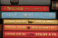 The Folio Society (Publisher) : Peter Pan, by J.M.Barrie, together with nineteen other volumes. (20)