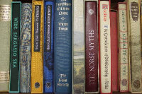 The Folio Society (Publisher) :  Don Quixote, together with nineteen other volumes. (20)