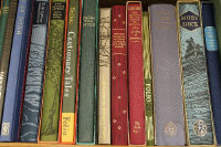 The Folio Society (Publisher) : Moby Dick, together with nineteen other volumes. (20)