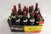 Twelve bottles of Gevrey Chambertin Special Reserve red wine - 1970, together with three bottles - 1964. (15).