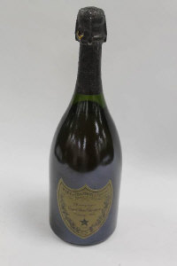 One bottle of Dom Perignon 1983 vintage champagne.