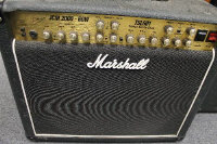 A Marshall JCM 2000-60W TSL 601 Triple Super Lead amplifier.