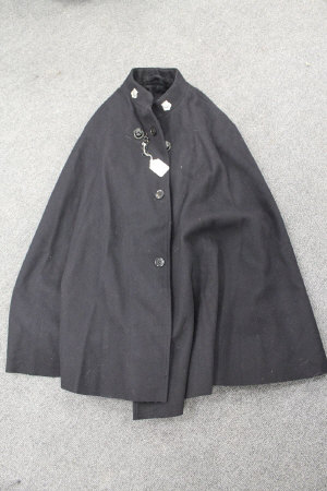 A mid-1960's Northumberland Police cape.
