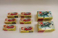 Two Dinky Joe's Car models 102, together with six Dinky Sam's Car models 108, all boxed. (8)