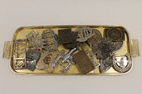 A Prairie Dog buckle, together with nineteen other vintage belt buckles. (20)