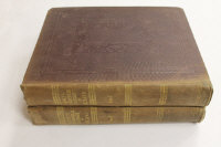 Samuel Lewis : A Topographical Dictionary of Ireland, second edition, in two volumes, cloth bound. (2)