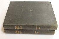Samuel Lewis : A Topographical Dictionary of Scotland, second edition, in two volumes, cloth bound. (2)