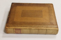 George Ridpath : The Border History of England and Scotland, 1776, leather bound.