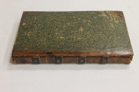 Sir Cuthbert Sharp : A History of Hartlepool, 1816, quarter bound in leather.
