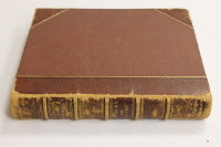 J. R. Boyle : Vestiges of old Newcastle and Gateshead, with illustrations by W. H. Knowles, 1890, quarter bound in leather.
