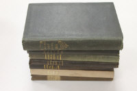 Emmerson Charnley  (Publisher) : The Proceedings and Reports of the Town Council of the Borough of Newcastle for 1837, together with seventeen further volumes also containing Newcastle council reports. (18)