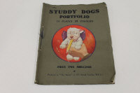 The Sketch (Publisher) : The Studdy Dogs Portfolio, containing fifteen plates in colours.