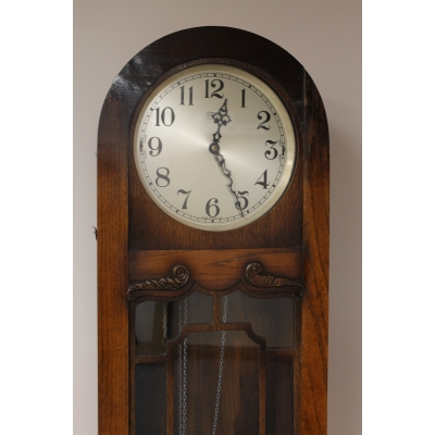 An Early 20th Century Grandmother Clock